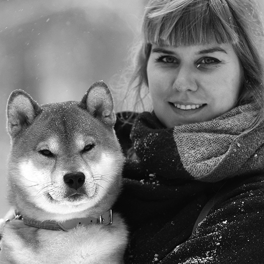 Lina Marcinonytė, meno vadovė, dizainerė